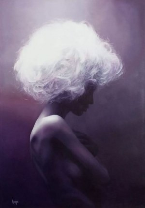 M. R. Arroyo (ur. 1963 r., Hiszpania), Sensitive Light, 2021 r.