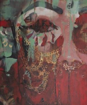 Anna Zygmunt (ur. 1986 r.), Róża pustyni, 2021 r.