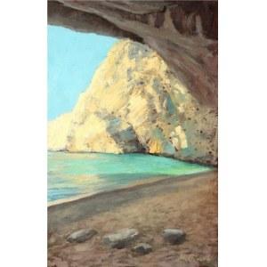 Małgorzata Gidel (ur. 1995 r.), Sea Cave, 2020 r.