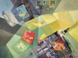 Ewa Miller (ur. 1955 r.), Industrialnie..., 2021 r.