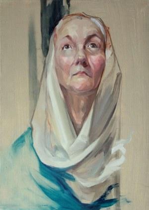 Magdalena Szpyt (ur. 1993 r.), Ku górze, 2019 r.