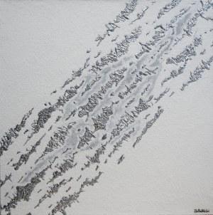 Pablo Rodrigo Andres González Wall (ur. 1978 r., Antofagasta, Chile), Silver Feelings - H1, 2021 r.