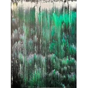 Artur Wróbel (ur. 1979 r.), Deszczowy las, 2021 r.