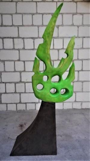 Peter Alexander Grodzki (ur. 1957 r., Koronowo), New Tree 2, 2020 r.