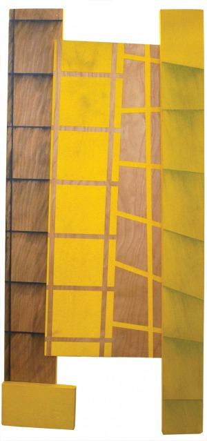 Joshua Ben-Or (Jerzy Budziszewski) (1950- 2006), BEZ TYTUŁU, 1998 r.