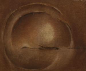 Arika Madeyska (1928-2004), BEZ TYTUŁU, 1988 r.