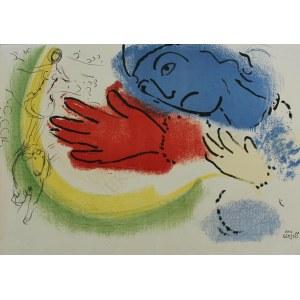 Marc Chagall, Woltyżerka