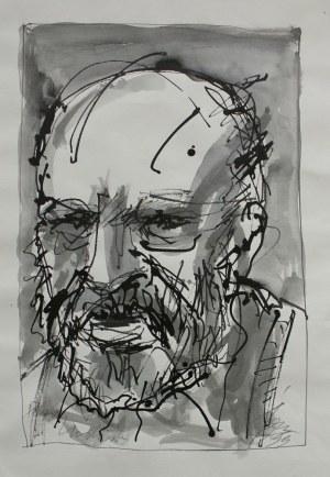 Paweł Jocz, Portret mężczyzny z brodą[Ludwik]