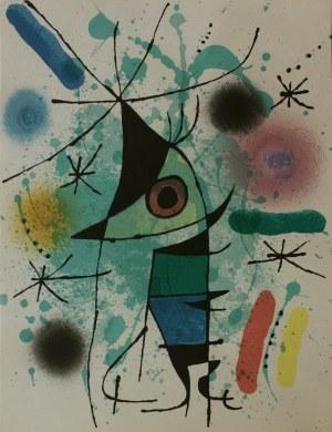 Joan Miró, Litografia XI