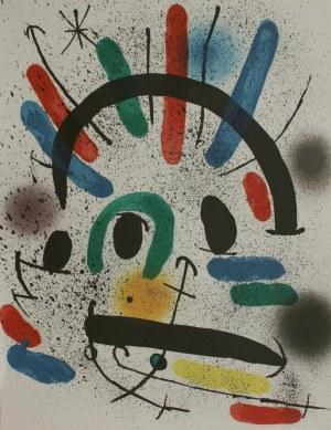 Joan Miró, Litografia II