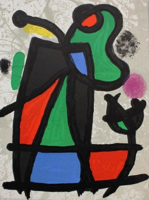 Joan Miró, Sculptures