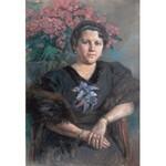 Wincenty Wodzinowski, Portret Heleny Mond