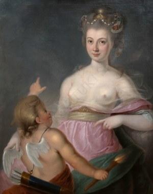 A.N.(II poł.XVIII w.), Wenus z Amorem