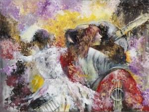 Anna Sandecka-Ląkocy, Music Impression, 2021