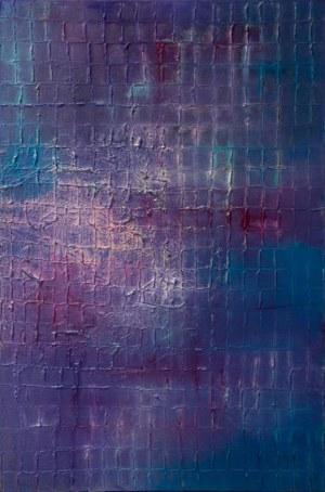 Karolina Karkucińska, Purple magic, 2018