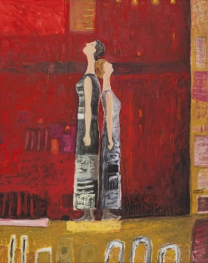 Marta Konieczny, Duet, 2004
