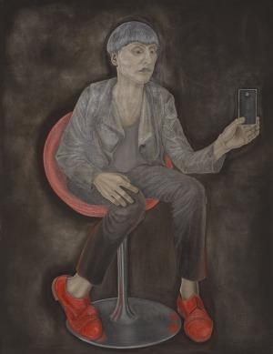 Dorota Kuźnik, Bez tytułu, 2015