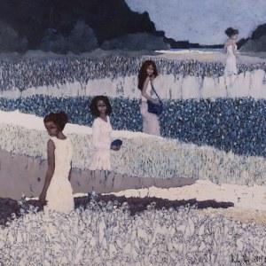 Węg Martta, Droga przez poranne łąki, 2015