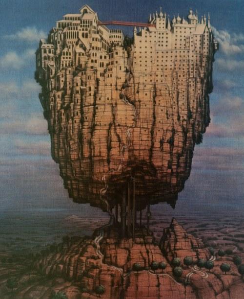 Yerka Jacek, Wieża Babel