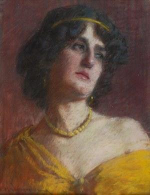 Feliks Michał WYGRZYWALSKI (1875-1944), Złoty naszyjnik