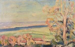 Stefan FILIPKIEWICZ (1879-1944), Pejzaż podgórski