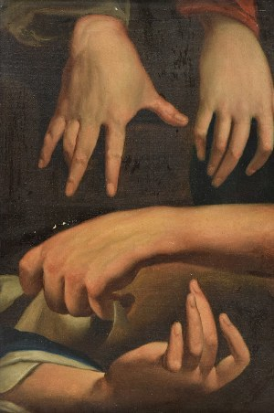 Ferdinand Georg WALDMÜLLER (1793-1865), Studium dłoni kobiecych, ok. 1826