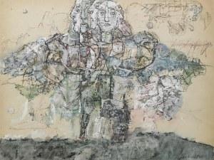 Leon LEVKOVITCH (ur. 1936), Drzewo życia