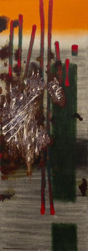 Rajmund ZIEMSKI (1930 - 2005), Pejzaż, 1976