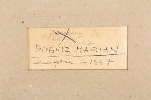 Marian BOGUSZ (1920 - 1980), Kompozycja, 1957