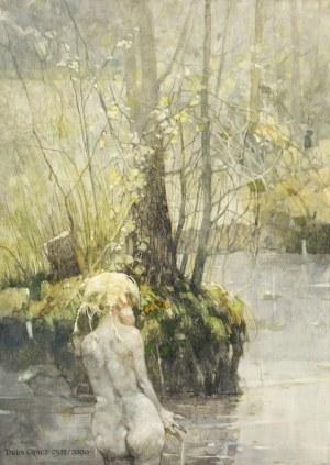 Jerzy DUDA-GRACZ (1941 - 2004), Obraz 2542, Lubniewice - Primavera Walc as dur bez opusu, 2000