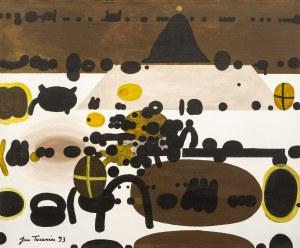 Jan TARASIN (1926 - 2009), Sytuacja XXXI, 1993