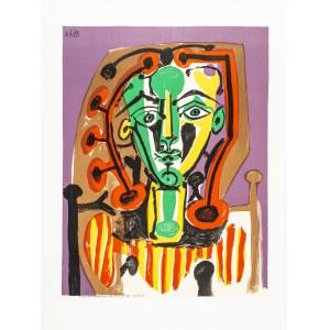 Pablo PICASSO (1881 - 1973), Le Corsage Raye, 1949 -1978