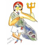 Hanna Bakuła, Znaki Zodiaku Pani Wodnik
