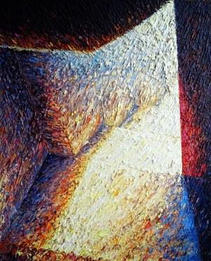 Magdalena Barczyk-Kurus, Luminacja - pejzaż wewnętrzny, cykl Intymność światła, 2014