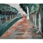 Henryk LEWENSZTADT (1893-1962), Park w Wersalu