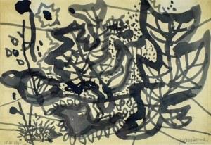 Kazimierz PODSADECKI (1904 – 1970), Jesienna kompozycja