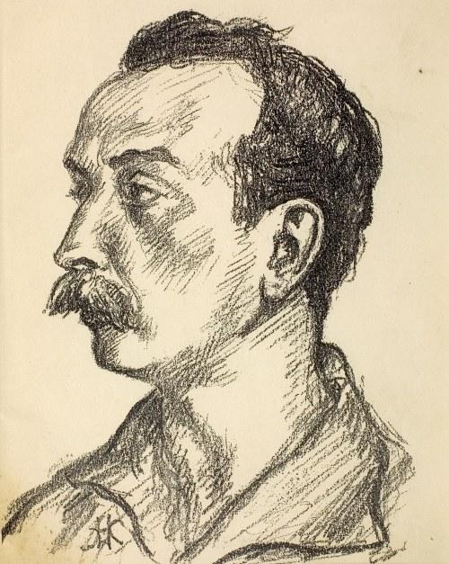 Wlastimil HOFMAN (1881-1970), Autoportret