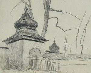Stanisław KAMOCKI (1875-1944), Budynek bramny w Frigyesvlglsln, 21 I 1912