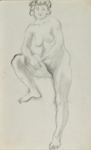 Kasper POCHWALSKI (1899-1971), Akt kobiety