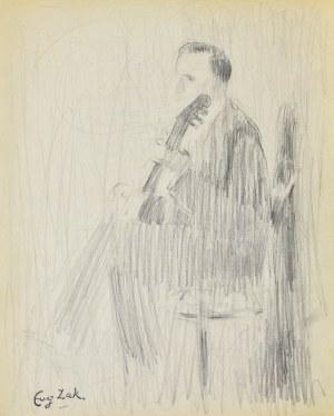 Eugeniusz ZAK (1887-1926), Skrzypek