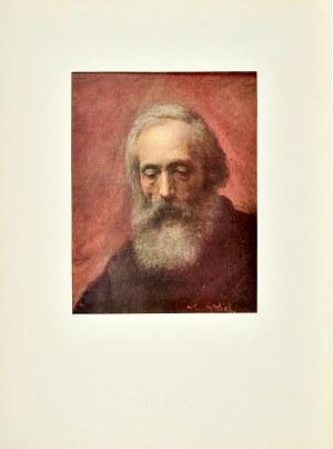 Maurycy GOTTLIEB (1856-1879), Głowa meżczyzny