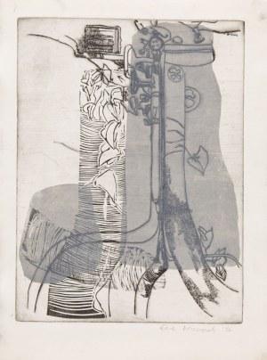Ewa WIECZOREK (1947-2011), Zestaw 4 grafik