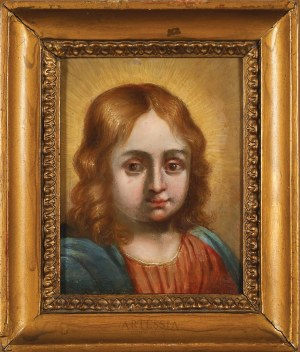Artysta nierozpoznany (XVIII w./XIX w.), Młody Chrystus