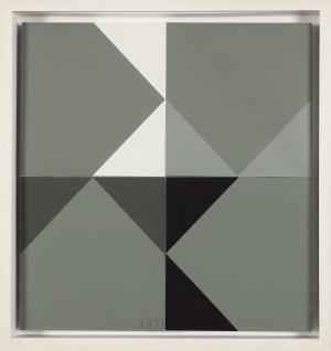 Janusz Kapusta (ur.1951), Kompozycja abstrakcyjna 1, 2010