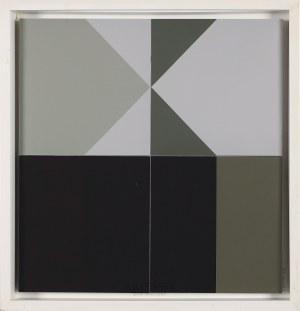 Janusz Kapusta (ur.1951), Kompozycja abstrakcyjna 2, 2010
