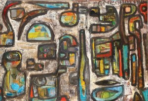 """Stanisław Młodożeniec (ur. 1953 r.), """"Still life"""", 2009"""