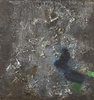 Barbara Jonscher (1926-1986), Kompozycja abstrakcyjna, 3 ćw. XX w.