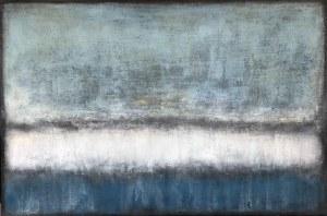Justyna Mazur, Nightfall River, 2021r.