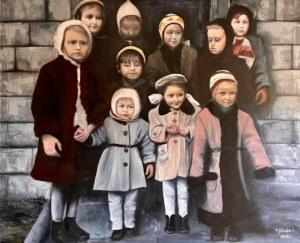 Grażyna Jeżak, Dzieciaki z Nowolipek lata 50-te, 2021