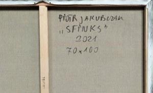 Piotr Jakubczak, Sfinks, 2021